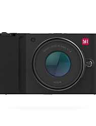 Xiaomi YI M1 Mirrorless Digital Camera with 12-40mm F3.5-5.6 Lens / 42.5mm F1.8 Lens / 20MP / 4K / 30FPS / Storm Black