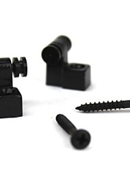 Pair of Roller String Trees Retainers For Stratocaster Telecaster Guitars