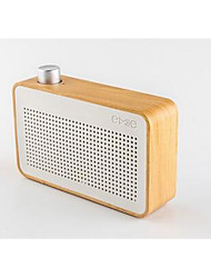 Small Waves Wireless Bluetooth Speakers Sound Mobile Computer Portable Mini Creative Wood Grain