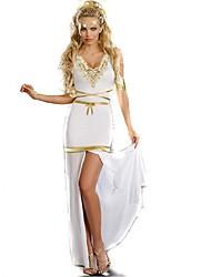 Costumes de Cosplay Blanc Térylène Accessoires de cosplay Halloween / Carnaval
