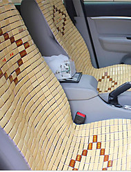 Bamboo Cushion Car Front Pad For Summer Cool Pad Front Seat Cushion