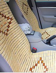 bambou coussin pad avant de la voiture pour l'été coussin de siège froid avant pad