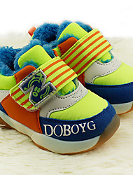 Boy's Sneakers Others Canvas Casual Blue Green