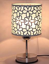 40W Moderno/Contemporâneo Luzes de Mesa , Característica para LED / Proteção de Olhos , com Cromo Usar Interruptor On/Off Interruptor