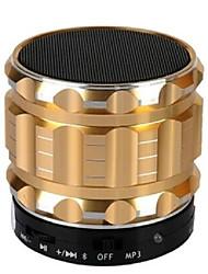 Bluetooth Speaker Portable Metal Case Car Audio
