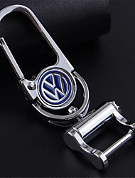 Car Standard Key Holder Metal Car Ornaments