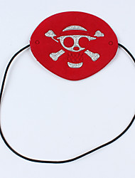 3pcs de halloween pirate oeil accessoires costume de patch du parti