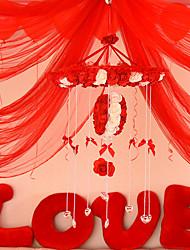 Полиэтилен Свадебные украшения-1шт / комплект Весна Лето Осень Зима Неперсонализированный