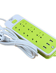 Take Line 3 Usb Socket Phone Charger
