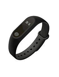 CARDMISHA M2 Smart Bracelet Long Standby / Calories Burned / Pedometers / Exercise Log / Sports / Heart Rate Monitor / Touch Screen /