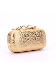 Women Poly urethane Formal / Event/Party / Wedding Evening Bag/Clutch/PU Purse/Party/Diner/Leather Bags
