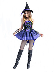 Sexy Witch Costume Deluxe Adult Womens Magic Moment  Cosplay