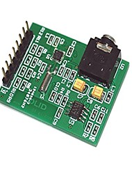 Breakout Board for Si4703 FM Tuner