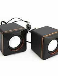Small Squares of USB Portable Multimedia Speaker Box