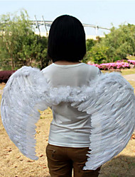 Dance Stage Children Performance Dress Up Feather Angel Wings
