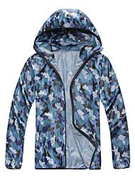 Wandern Softshell Jacken Herrn Atmungsaktiv / warm halten / Windundurchlässig Herbst / Winter Baumwolle Schwarz / Blau / BraunS / M / L /