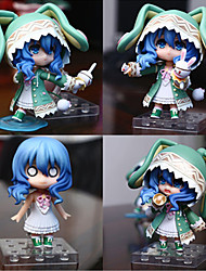 Date A Live Cosplay PVC 15cm Figures Anime Action Jouets modèle Doll Toy