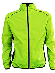 Cycling Jacket Women's Men's Bike Jacket Tops Waterproof Breathable Windproof Sunscreen NylonBadminton Basketball Cycling/Bike