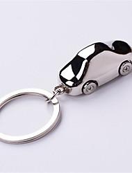 Porte-clés de voiture personnalité créative pendentif voiture