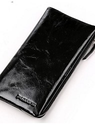 Men Other Leather Type Professioanl Use Wallet