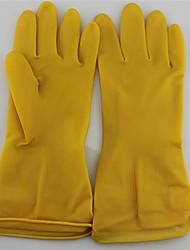des gants en caoutchouc alcalins d'acide - deux packs gants de travail domestique vendre des ménages anti-