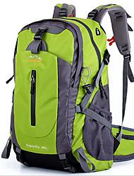 45 L mochila / Pacotes de Mochilas / Ciclismo Mochila Acampar e Caminhar / Montanhismo / Esportes de Lazer / CiclismoAo ar Livre /