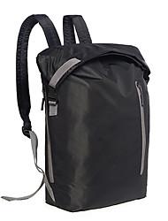 10 L рюкзак Отдых и туризм / Путешествия / Для школы На открытом воздухе Пригодно для носки / Компактный Черный Нейлон XIAOMI®