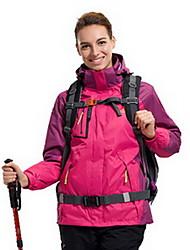 Hiking Tops Women's / Men's Waterproof / Thermal / Warm / Windproof / Insulated / Comfortable Spring / Fall/Autumn / Winter TeryleneGreen