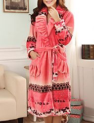 Women Organic Cotton / Polyester Pajama
