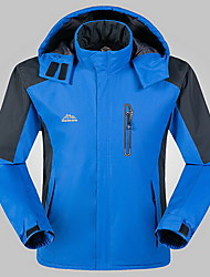 Hiking Tops Men's / Kid's Waterproof / Thermal / Warm / Windproof / Insulated / Comfortable Spring / Fall/Autumn / Winter TeryleneRed /