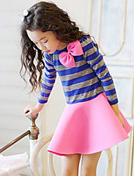 Girls Fashion Autumn New School Ethos Streaks Princess Dress