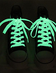 LED Light Up Fabric for Shoelaces Others Blue / Yellow / Green / Pink / White