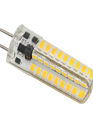 5W GY6.35 LED à Double Broches T 72 SMD 2835 320-350 lm Blanc Chaud Graduable V