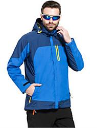 Men's Women's Hiking Windbreaker Waterproof Thermal / Warm Windproof Anti-Insect Breathable Windbreakers Softshell Jacket Tops for