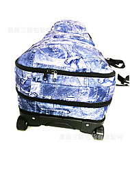SanLian Skiing Unisex Multifunctional 30L L Ski & Snowboard Pack Light Blue
