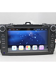 bonroad 8 Zoll Android 6.0gps dvd Radio android Radio Audio-Video-Player drahtlose Bluetooth-Lenkrad Steuerung bluetooth