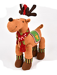 Christmas Decorations Elk Plush