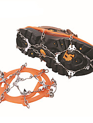 Eight Gear Outdoor Ice Climbing Non Skid Shoe Cover/Simple Anti Slip Chain/Slip Eight Toothed Crampons