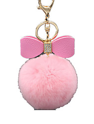 Key Chain Sphere Plush Boys' Girls'