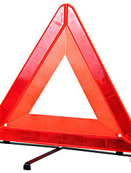 Large Car Triangle Warning Signs