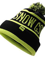 Bonnet de Ski Ski Chapeau Femme / Homme Respirable / Garder au chaud / Pare-vent SnowboardSki / Camping / Randonnée / Cyclisme/Vélo /