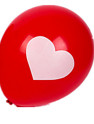 Balloons Rubber Red For Boys / For Girls 5 to 7 Years / 8 to 13 Years / 14 Years & Up