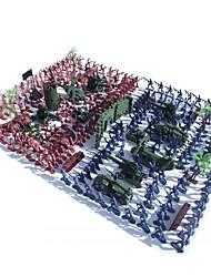 Fantoche de Dedo Modelo e Blocos de Construção Brinquedos Plástico Meninos