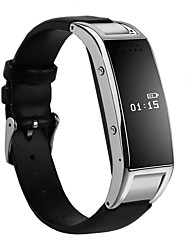 DMDG D8S Smart Bluetooth Bracelet Watch/ Calls Pedometer / Remote Camera Sleep Monitor Alarm Clock Sync SMS Alarm Remind
