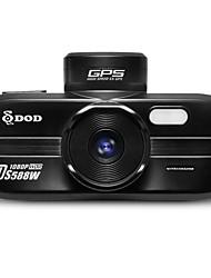 """DOD DS588W DODTIOTECH A8 1080p DVR de voiture 2.7 pouces Écran 5 MP CMOS 1/3"""" Dash Cam"""