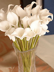1 Branch Others Calla Lily Wall Flower Artificial Flowers