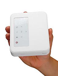 H3000 DLP Mini Proyector FWVGA (854x480) 100Lumens LED 4:3/16:9