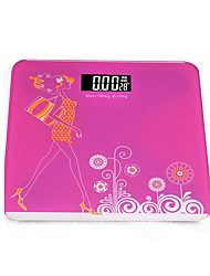 Household Intelligent Human Scale Exquisite Lovely Many Electronic Scale