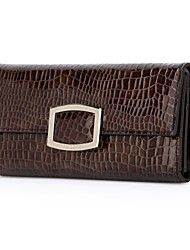 Formal / Office & Career / Shopping-Wallet-Cowhide-Women