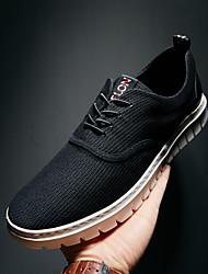 Femme-Extérieure / Décontracté / Sport-NoirOthers-Sneakers-Tissu